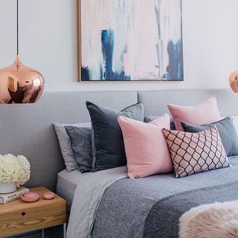 almofadas luminária rose quadros