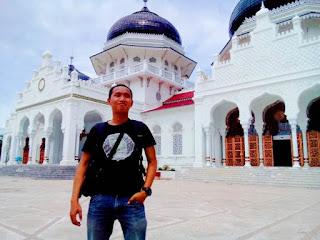 Masjid Raya Baiturrahman Aceh, Aku Akan Kembali
