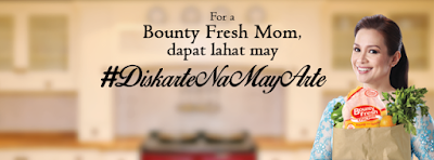 Bounty Fresh Brings #DiskarteNaMayArte To The Asia Digital Marketing Expo 2015
