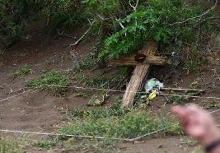 Hallan nueva fosa clandestina en Colinas de Santa Fe en Veracruz