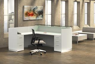 Modern Guest Reception Furniture