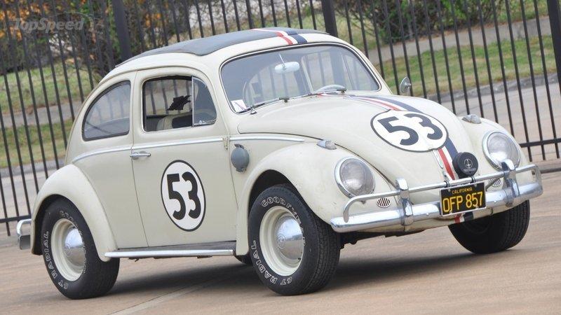 herbie Ο Herby το κατσαριδάκι, πουλήθηκε για 86 χιλιάδες δολάρια VW, VW Beetle, κατσαριδάκι, σκαραβαίος