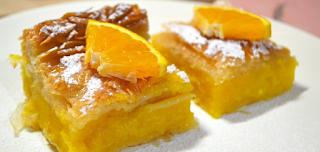 Πεντανόστιμη συνταγή για πορτοκαλόπιτα που θα εντυπωσιάσει!