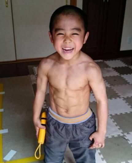 Imai Ryusei 'Tiny Bruce Lee' Bocah Berotot Seperti Bruce Lee