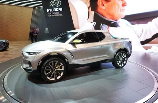2019 Hyundai Santa Cruz Interior And Release Date