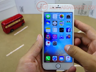 Tampilan Depan iPhone 6S Replika Supercopy HDC