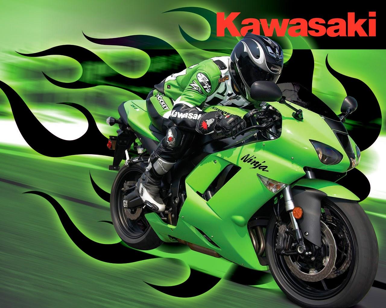 99 Gambar Motor Ninja Gerak Terupdate Obeng Motor