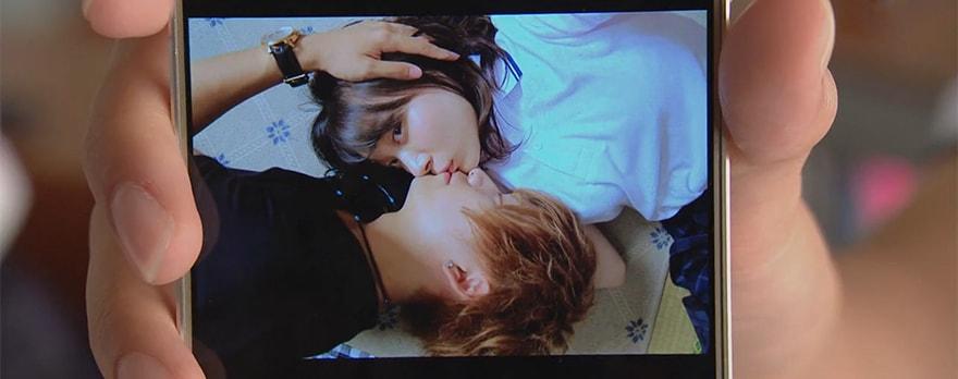 La chica que saltó a través del tiempo ∙ The Girl Who Leapt Through Time ∙ Toki wo Kakeru Shoujo ∙ Toki o Kakeru Shojo 2016 drama dorama # 2