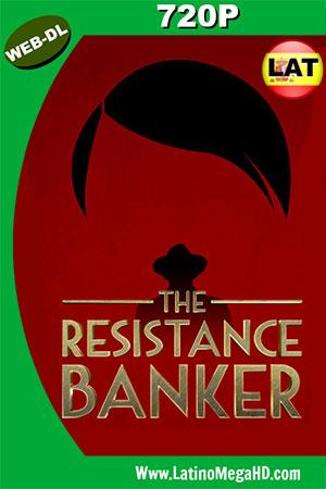 El banquero de la resistencia (2018) Latino HD WEB-DL 720P ()
