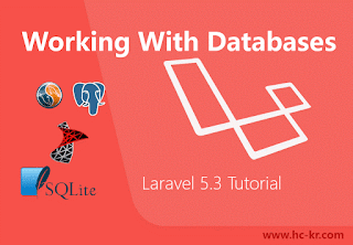How to Connect Database in laravel 5.3