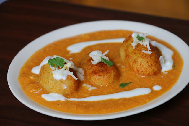 Bread Cream Kofta Recipe