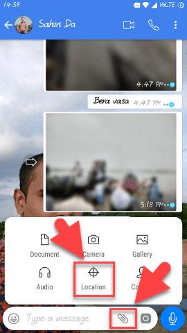 WhatsApp-লাইভ-লোকেশান-শেয়ার-টিপস