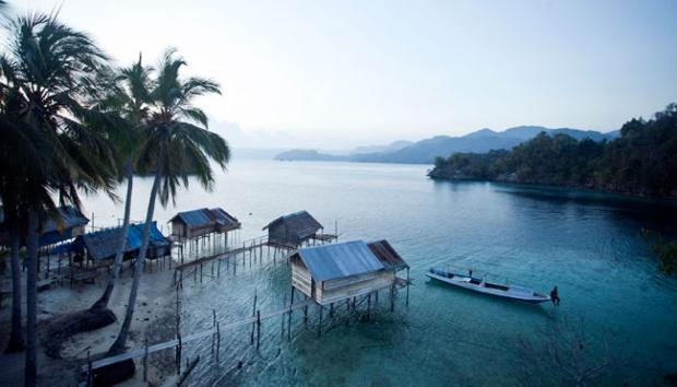 Raja Ampat Sulawesi Tenggara