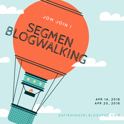 Segmen Bloglist April