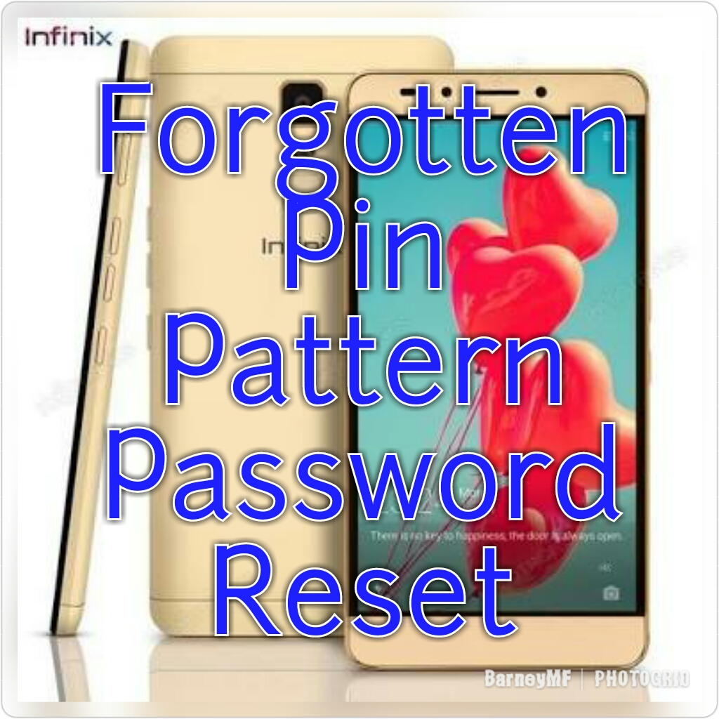 How to Remove Forgotten Pattern, Pin and Password Lock on