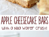 Apple Cheesecake Bars Recipe