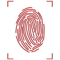 red thumbprint lifelock