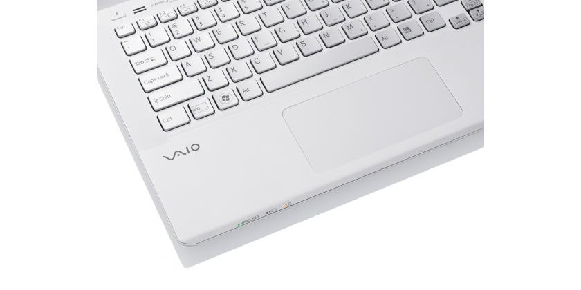 Sony Vaio VPCSA4JFX AuthenTec Fingerprint Sensor Last