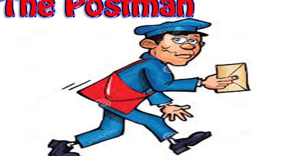 the postman essay in english hania naz grammar