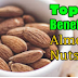Top 10 List For Health Benefits Of Almond