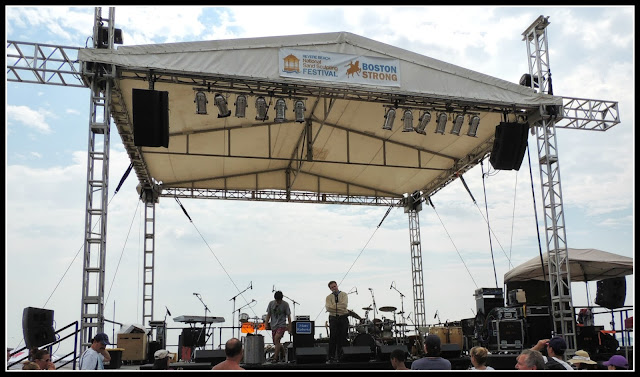 Revere Beach National Sand Sculpting Festival: Música en Directo