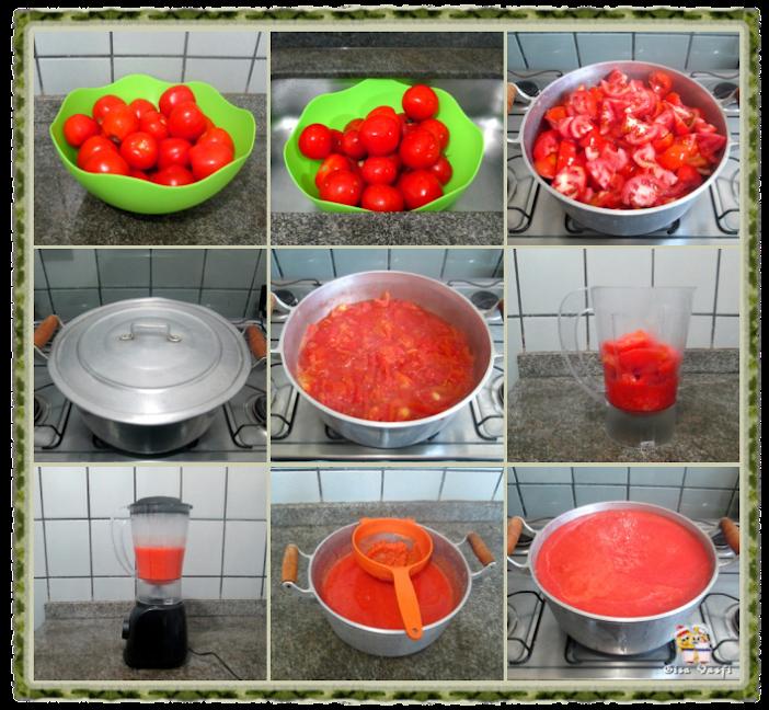 Extrato de tomates 3