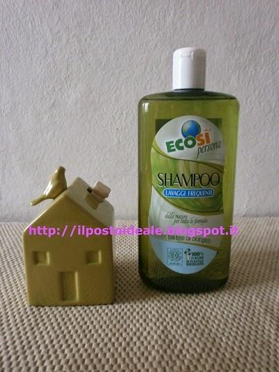 Ecosì Shampoo lavaggi frequenti