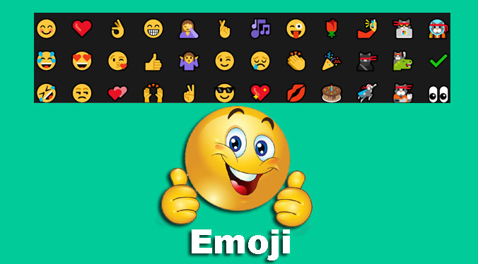 Emoji meaning in hindi how to use in windows 10