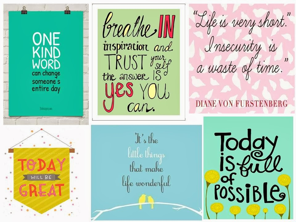 20 Inspirational Quotes To Brighten Your Day: INSPIRATIONAL QUOTES TO BRIGHTEN YOUR DAY