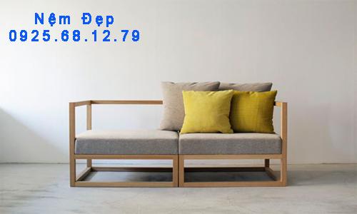 bọc nệm ghế sofa gỗ 03