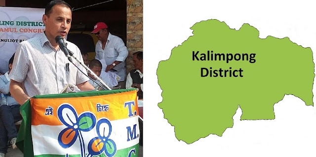 Hill TMC proposals on new Kalimpong district, Mirik sub-division