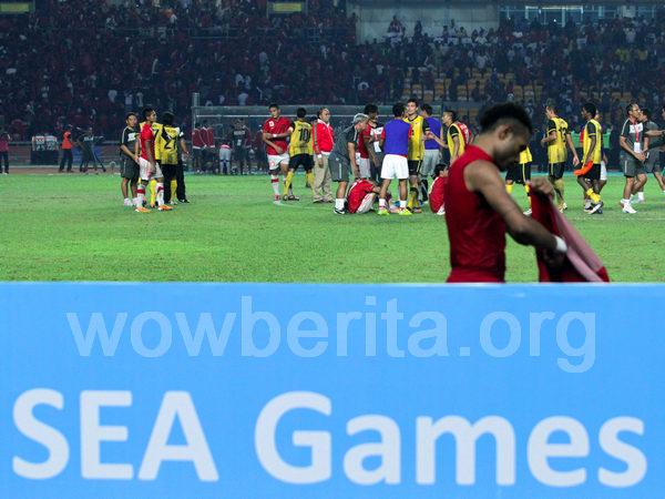 Gambar Malaysia Vs Indonesia Final Bola Sepak Sukan SEA Blog