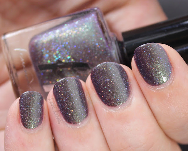 Femme Fatale Woodsy, Wild & Lonesome Nail Polish Swatches & Review