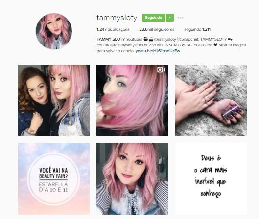 Feeds Instagram tammy sloty