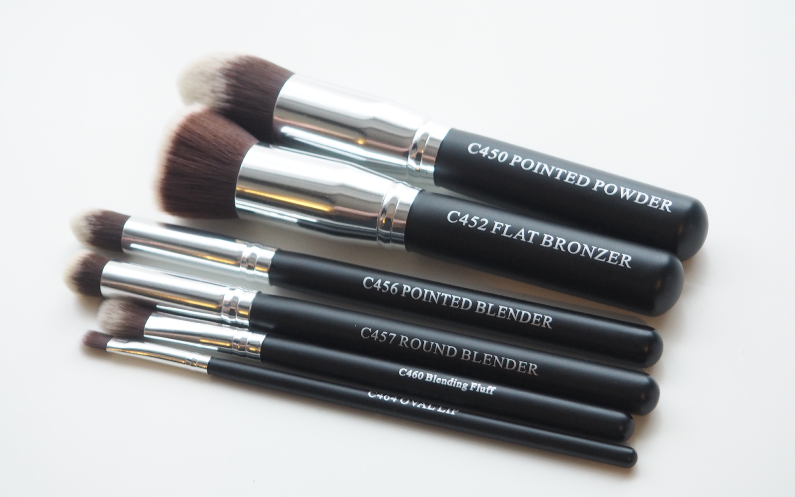 Infinity Makeup Brushes From Crownbrush | Laura Hadley | A