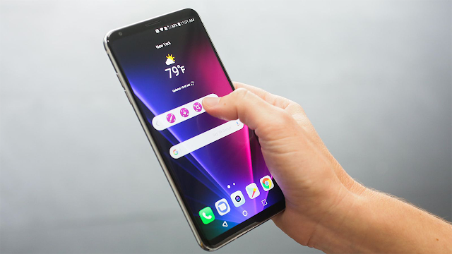 Se distribuie o versiune Android Oreo beta pentru LG V30 / V30+
