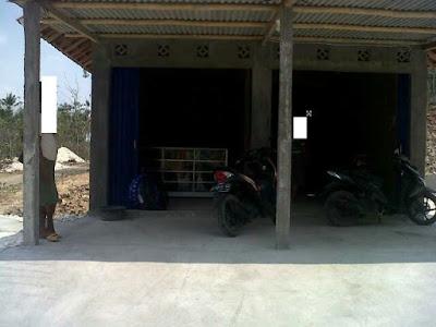 bengkel sepeda motor wonosari jogja