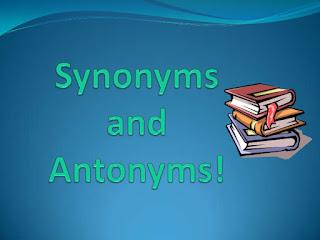 contoh sinonim dan antonim bahasa indonesia lengkap