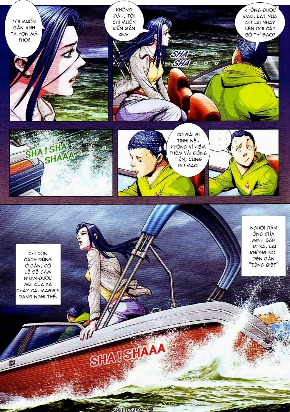 Người Trong Giang Hồ Chap 855 - Truyen.Chap.VN