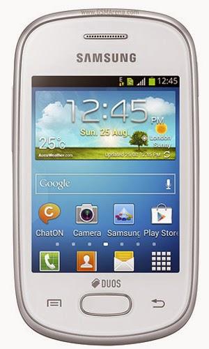 Samsung galaxy star duos GT-5282/5280