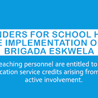 Bulletin brigada eskwela 2017 forms assessment forms work plan reminders for school heads in the implementation of 2017 brigada eskwela yadclub Image collections