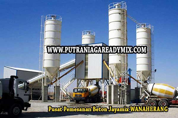 Harga Beton Jayamix Wanaherang Per Kubik Terbaru 2021