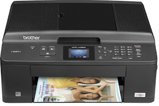 Brother MFC-J435W Drivers Download