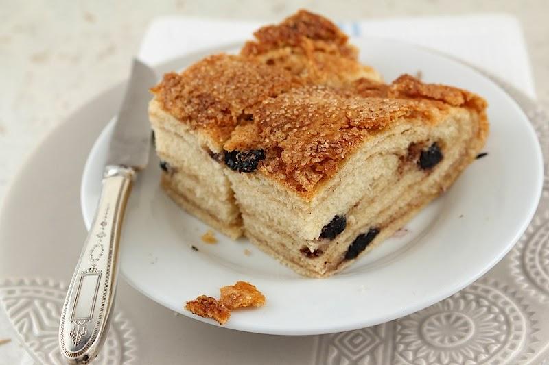 Brioche Coffee Cake