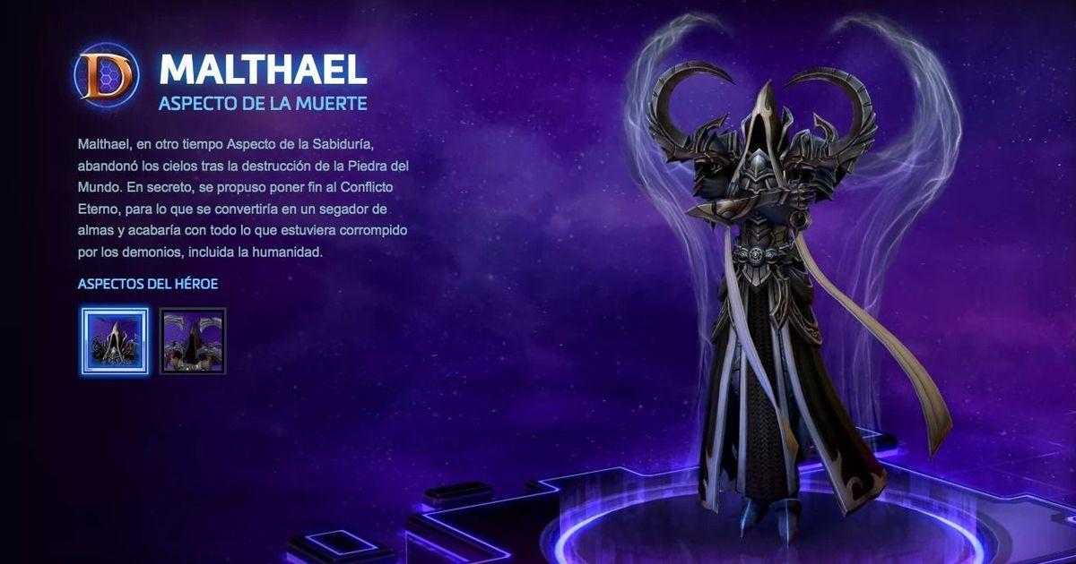 Analizamos Malthael de Heroes of the Storm, ¡ha llegado para quedarse!