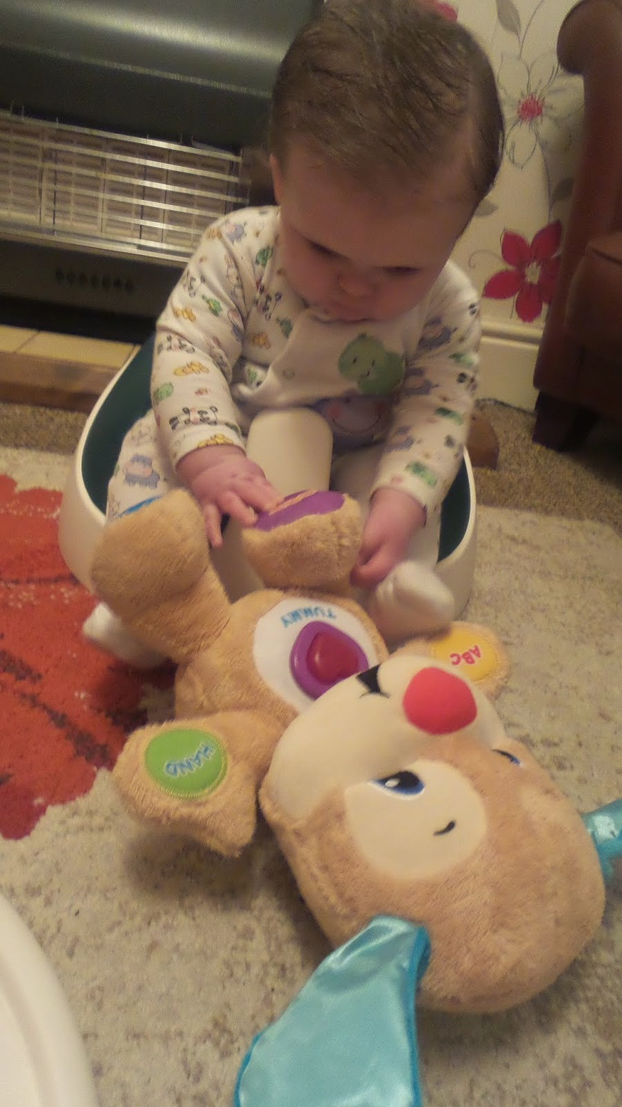 baby learning toy review