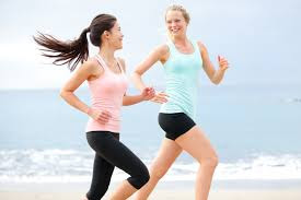 Running as a good exercise