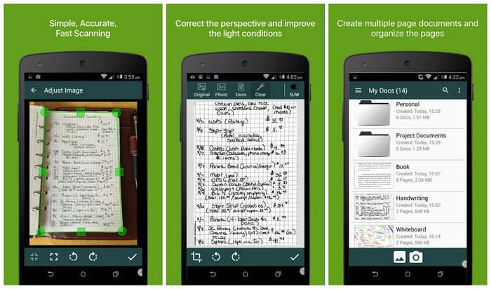 Clear Scanner PRO v3 6 7 APK is Here [Patched] | Novahax