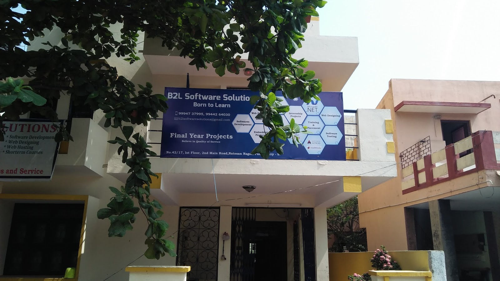 B2l Solutions B2l Software Solutions In Pondicherry Best Software Development Company In Pondicherry
