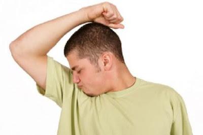 Cara menghilangkan bau ketiak tidak sedap